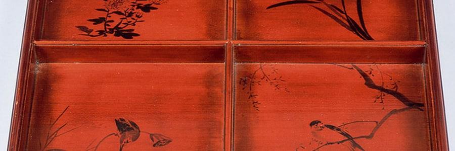 Influence behind the Shokado Bento Box