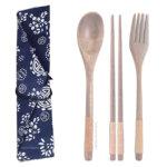Japanese Kimono Chopstick & Cutlery Bags