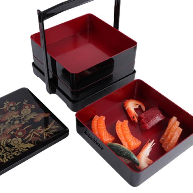 Jubako Bento Box & Handle