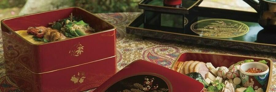 Jubako Bento - Layered Bento Boxes