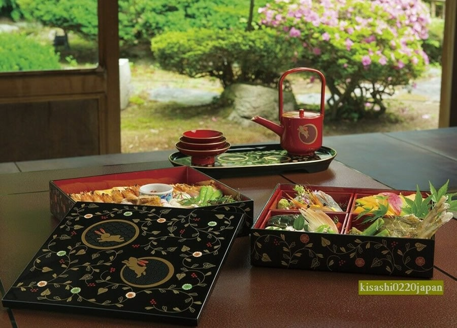 Jūbako Layered Bento Boxes