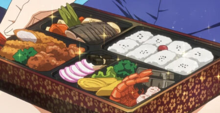 Obento Lunch Box (obento-bako)