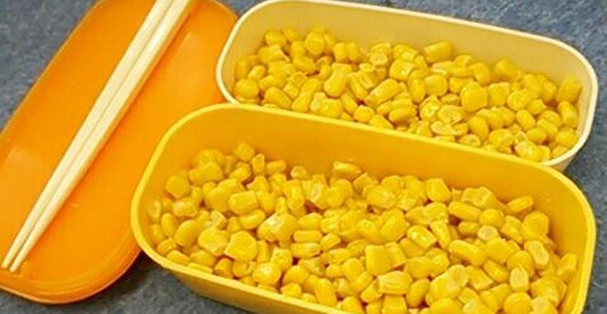 Corn Revenge Bento
