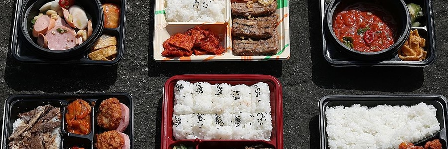 Korean Bento Box