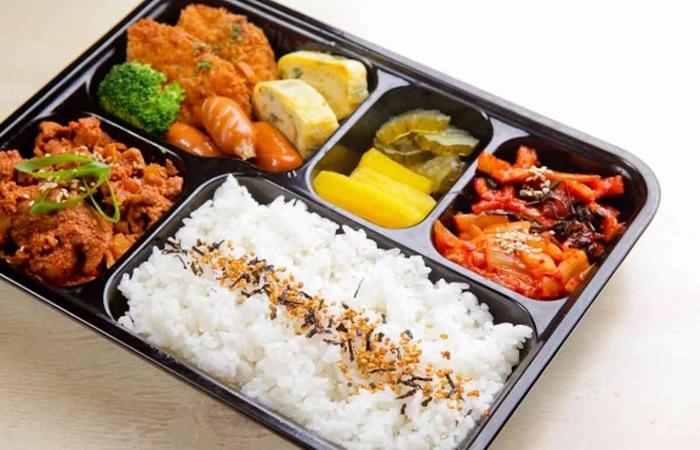 Korean Bento Boxes