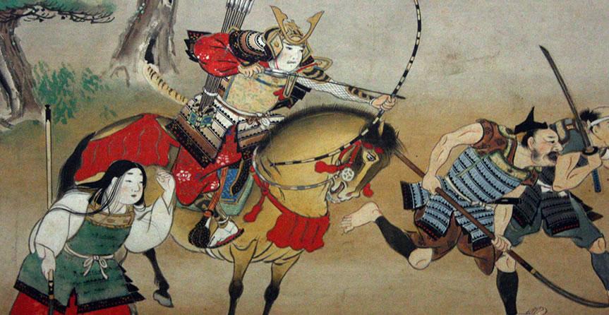 Samurai &Amp; Bento