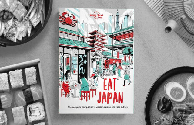 Eat Japan, Lonely Planet Food