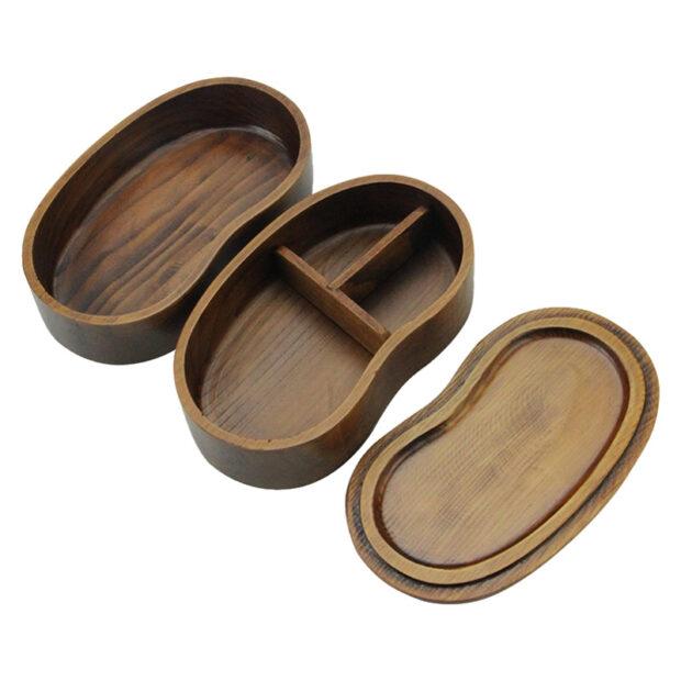 Jujube Wood Bento Box