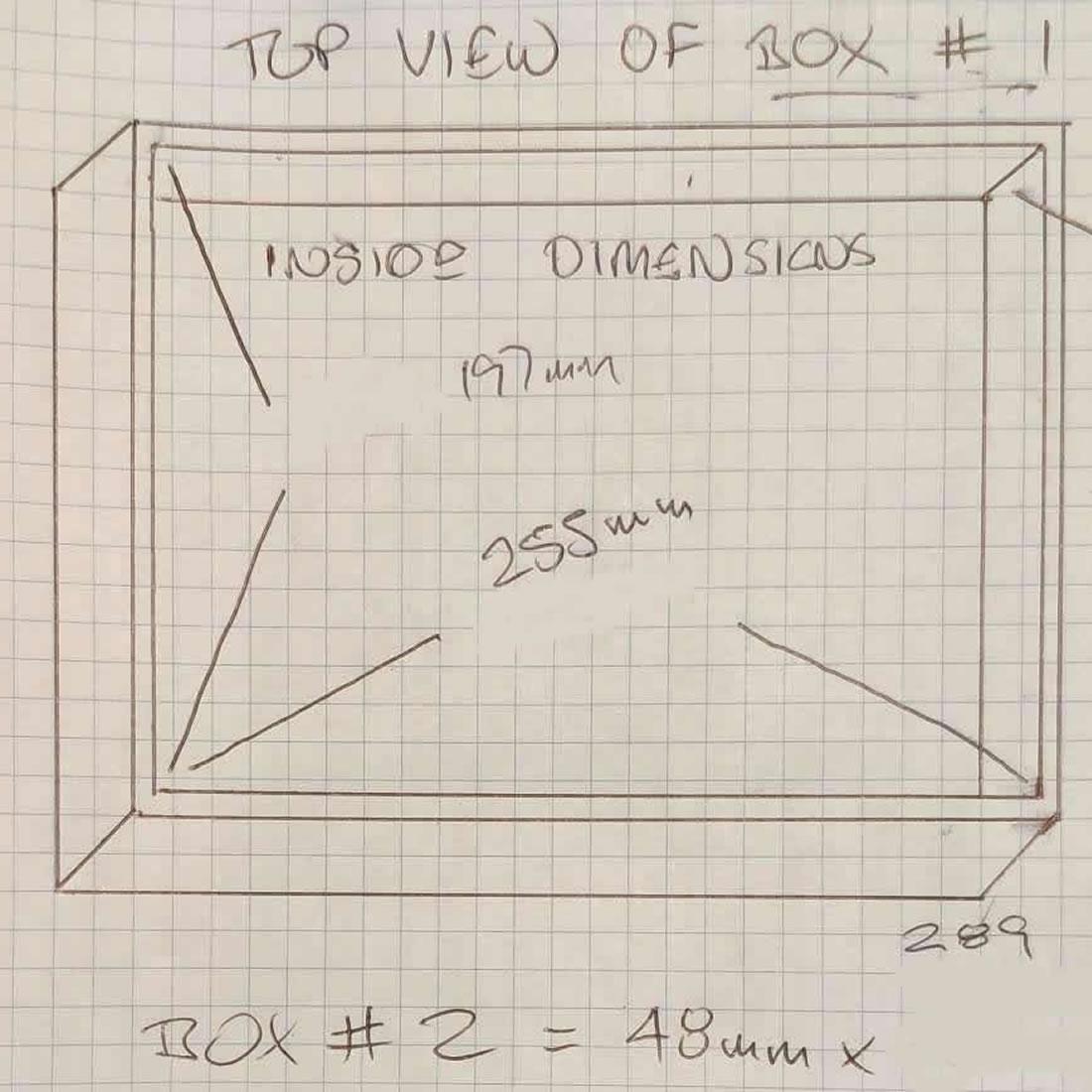 Bento Box Sketch
