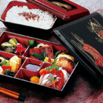 Bento Boxes with Japanese Design