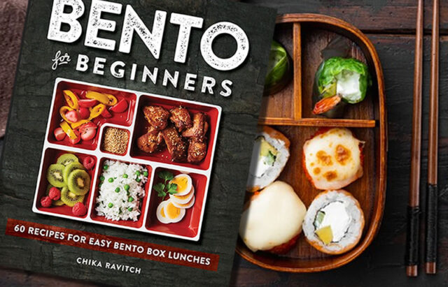 Bento for Beginners Book