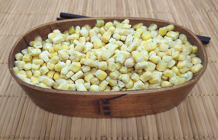 Shikaeshi Bento Frozen Corn