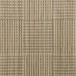 Checkered Bamboo Placemat Natural
