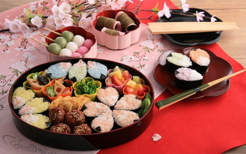 Hanami Bento Boxes