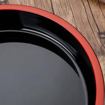 Round Sushi Tray