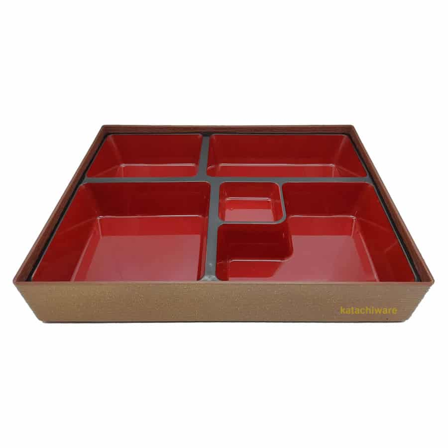 Edo Period Bento Box Insert