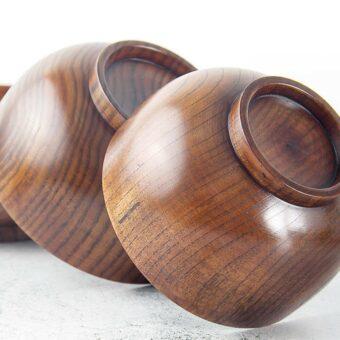 Wooden Bowls 10