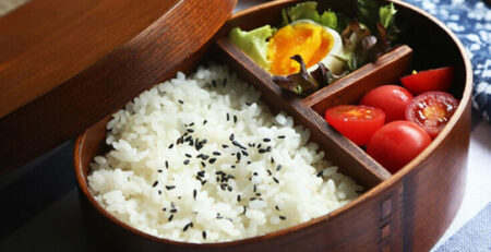 Healthy Bento Lunch Boxes