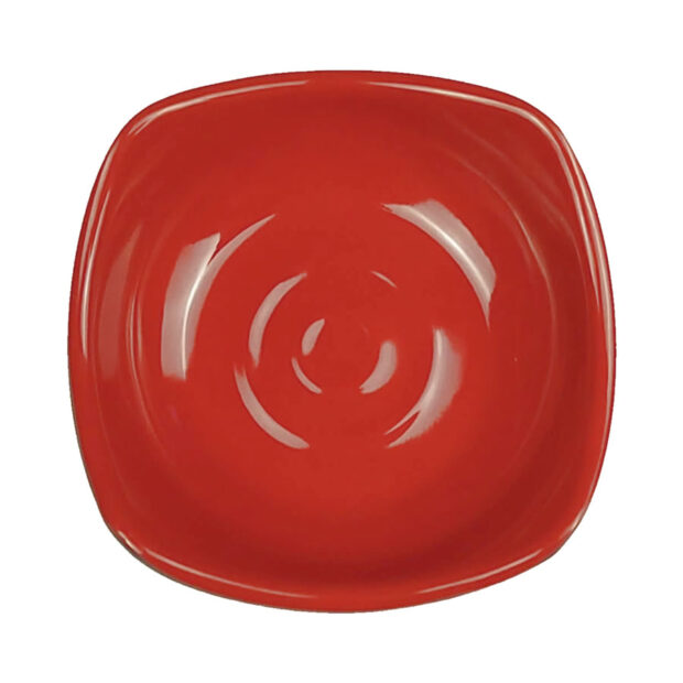Red & Black Sauce Tray