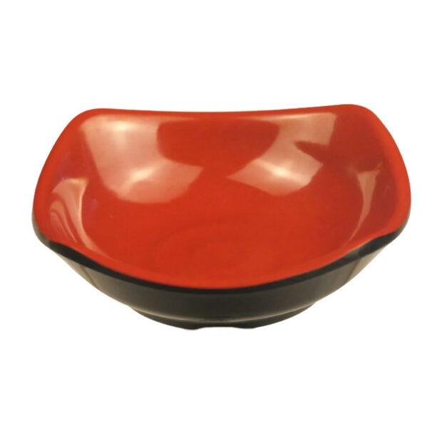 Round Sauce Dish top View