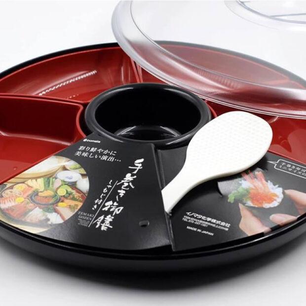 Sushi Trays Japan