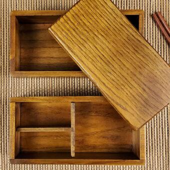 Wooden Bento Box 006