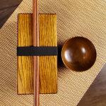 Wooden Bento Box Set 006