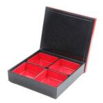 4 Compartment Bento Box
