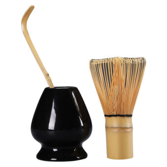 Bamboo Matcha Tea Set