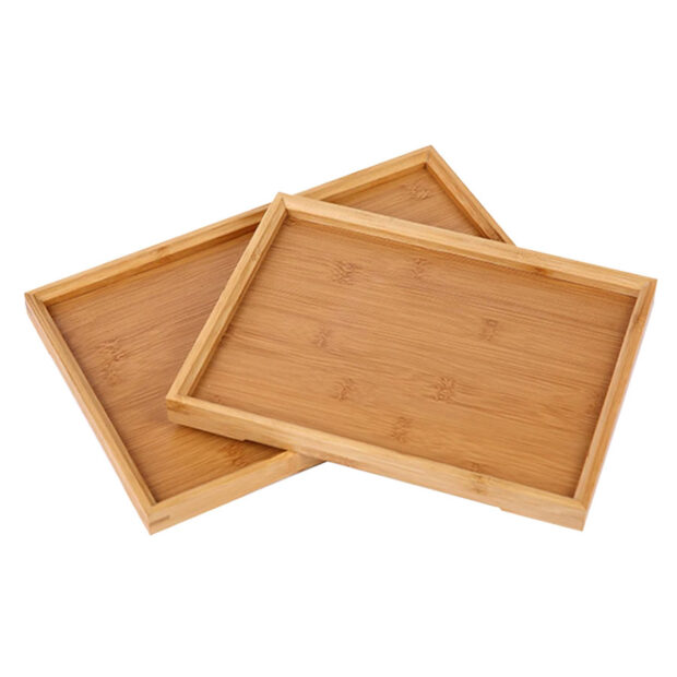 Bamboo Serving Trays1