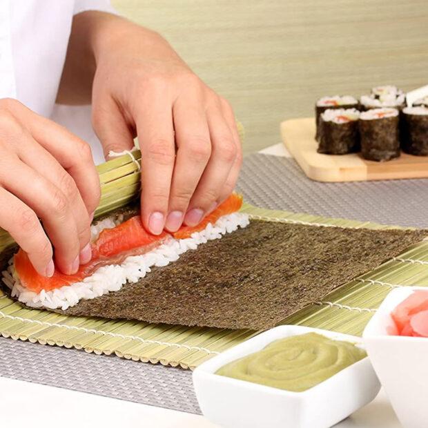 Bamboo Sushi Roller Mat