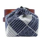 Japanese Design Bento Box Bag