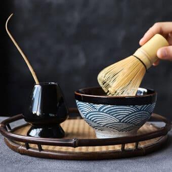 Japanese Matcha Tea Set