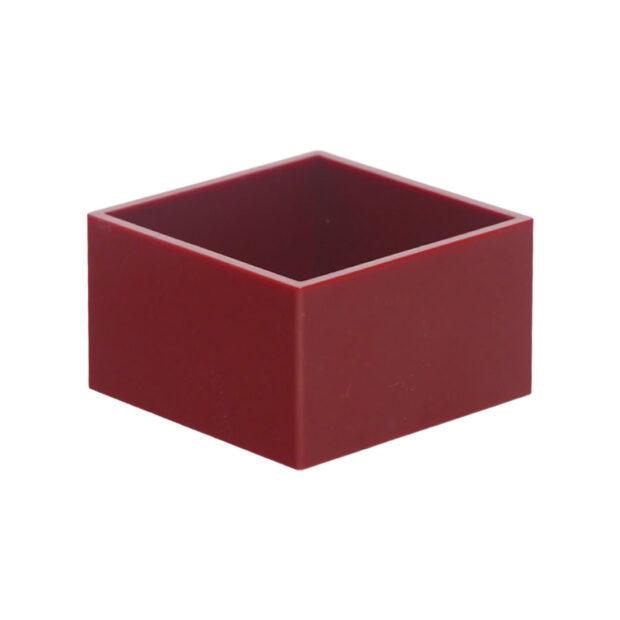 Japanese Crimson Red Sake Cup