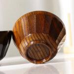 Jujube Wooden Bowl
