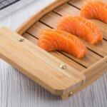 Japanese Sushi Boat Tray