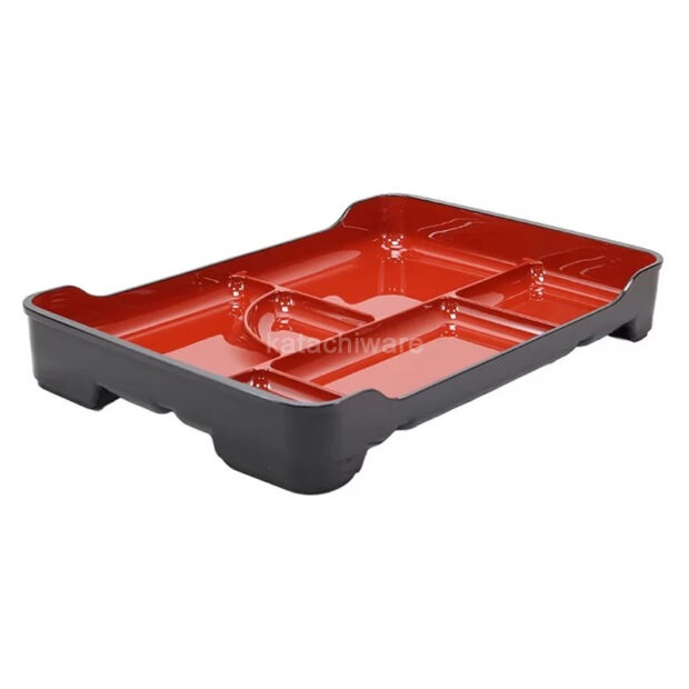 6 Compartment Bento Box