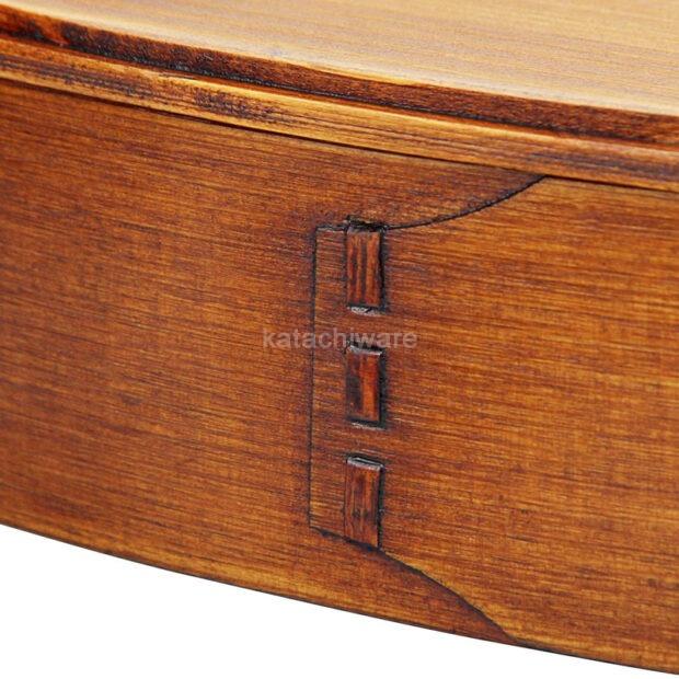 Manchurian Ash Bento Box